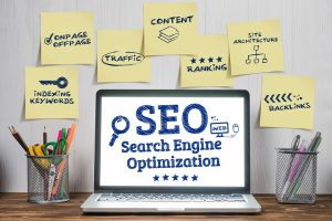 Different components of SEO.