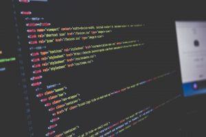 Lines of code.
