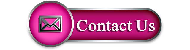 Contact button with text.