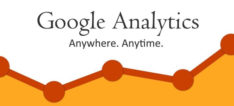 Google Analytics, one of the basic tools you can use to find hidden WordPress user data.