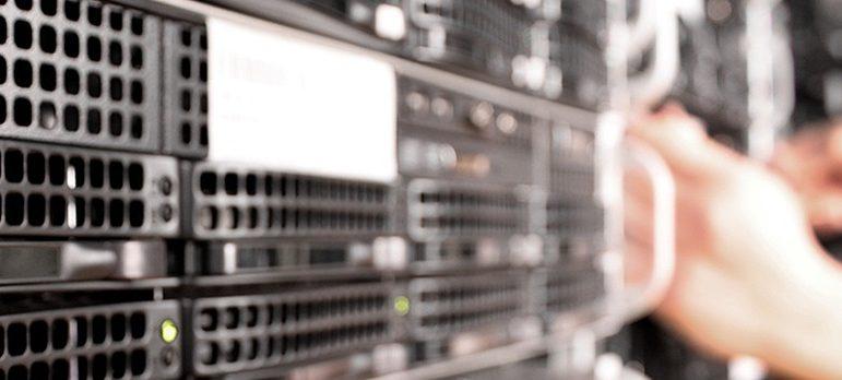 Configuring online hosting server manually.